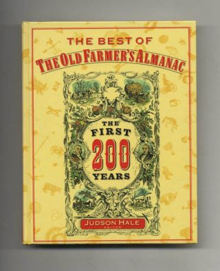 The Best of the Old Farmer's Almanac - 1st Edition/1st Printing