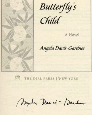 Butterfly's Child - 1st Edition/1st Printing