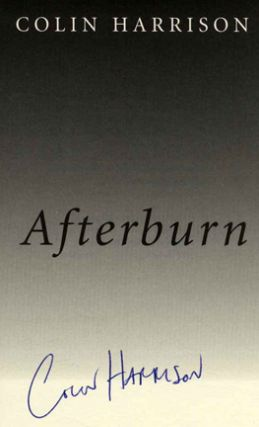 Afterburn - 1st Edition/1st Printing