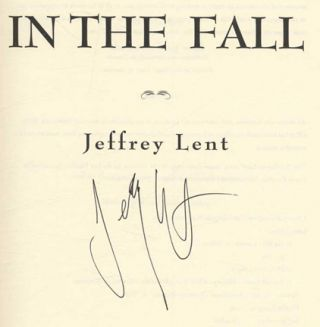 In the Fall - 1st Edition/1st Printing
