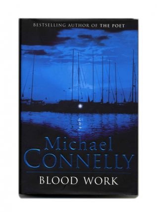 Blood Work - 1st UK Edition/1st Printing
