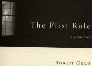 The First Rule - 1st Edition/1st Printing