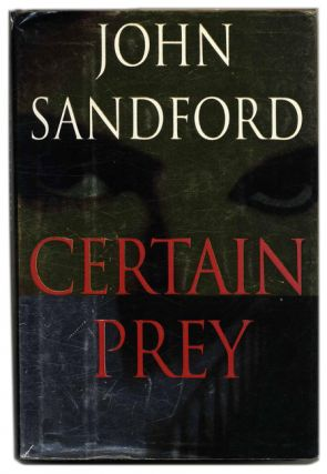 Certain Prey - 1st Edition/1st Printing