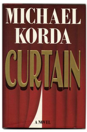 Curtain - 1st Edition/1st Printing. Michael Korda.