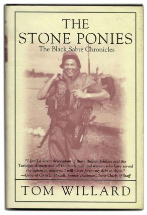 The Stone Ponies: Book Four of the Black Sabre Chronicles - 1st Edition/1st Printing