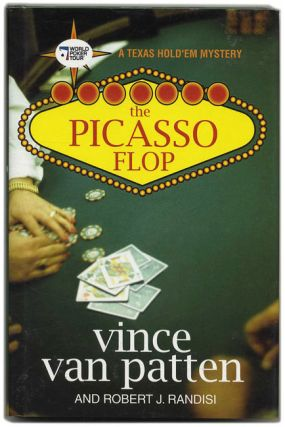 The Picasso Flop - 1st Edition/1st Printing. Vince Van Patten, Robert J. Randisi.