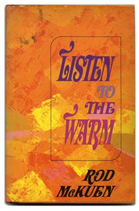 Listen to the Warm. Rod McKuen.