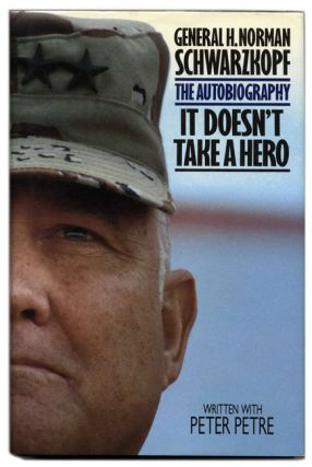 The Autobiography: it Doesn't Take a Hero - 1st Edition/1st Printing