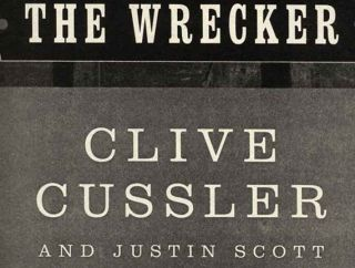 The Wrecker - 1st Edition/1st Printing