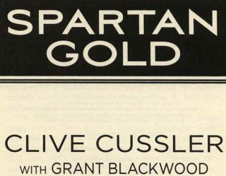 Spartan Gold - 1st Edition/1st Printing