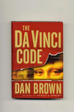 The Da Vinci Code - 1st Edition/1st Printing. Dan Brown
