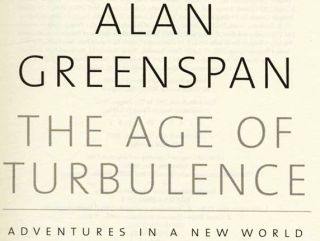 The Age of Turbulence: Adventures in a New World - 1st Edition/1st Printing