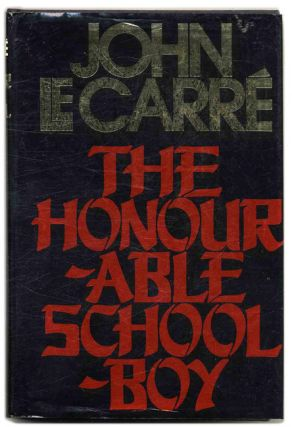The Honourable Schoolboy. John Le Carre.