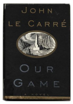 Our Game - 1st Edition/1st Printing. John Le Carre