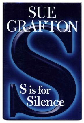 """S"" is for Silence - 1st Edition/1st Printing. Sue Grafton"