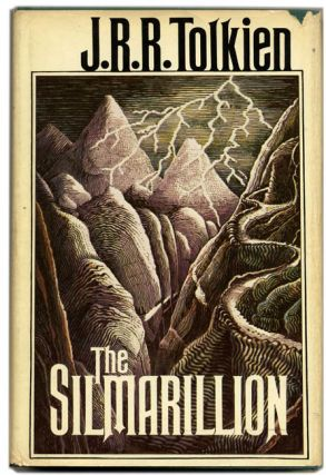 The Silmarillion. J. R. R. and Tolkien, Christopher Tolkien.