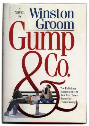 Gump & Co. - 1st Edition/1st Printing. Winston Groom