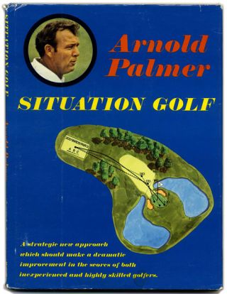 Situation Golf. Arnold Palmer