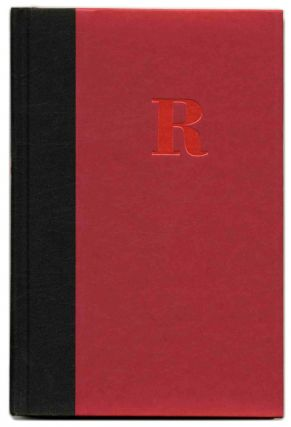 """""""R"""" is for Ricochet - 1st Edition/1st Printing"""