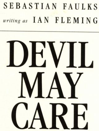 Devil May Care - 1st Edition/1st Printing