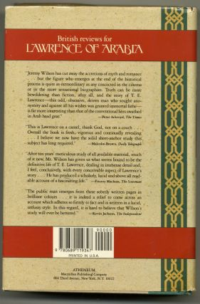 Lawrence of Arabia: the Authorized Biography of T. E. Lawrence