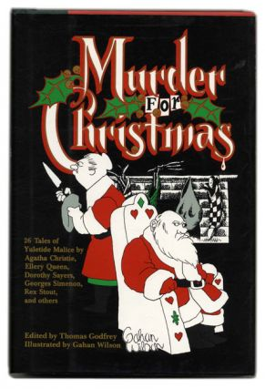 Murder for Christmas. Thomas Godfrey