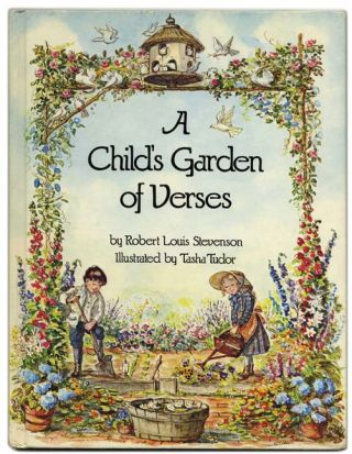 A Child's Garden of Verses - 1st Edition/1st Printing. Robert Louis Stevenson