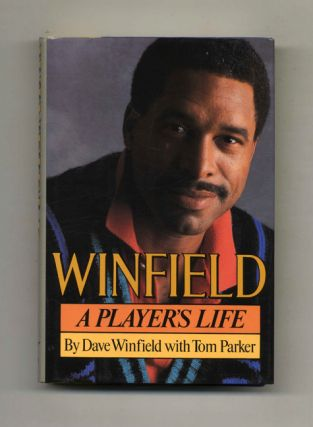 Winfield: A Player's Life - 1st Edition/1st Printing