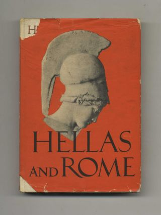 Hellas and Rome - 1st Edition/1st Printing. H. Th. Bossert, W. Zschietzschmann