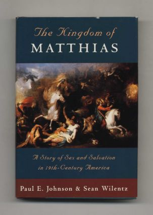 The Kingdom Of Matthias -1st Edition/1st Printing