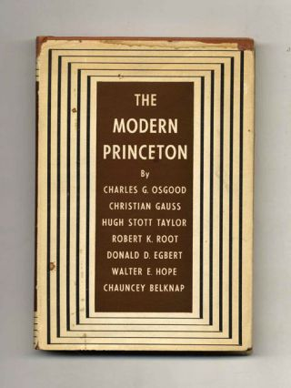 The Modern Princeton -1st Edition/1st Printing