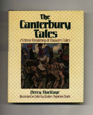 The Canterbury Tales: a Modern Rendering of the Prologue and Nine Tales -1st Edition/1st...