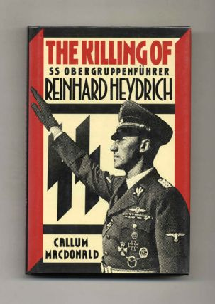 The Killing Of SS Obergruppenführer Reinhard Heydrich -1st US Edition/1st Printing