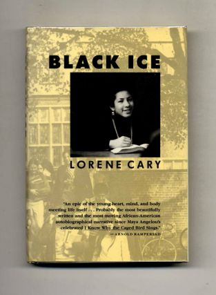 Black Ice -1st Edition/1st Printing