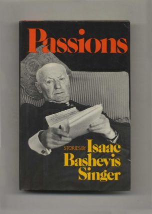 Passions and Other Stories. Isaac Bashevis Singer