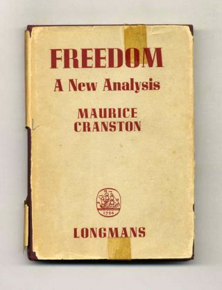 Freedom: a New Analysis