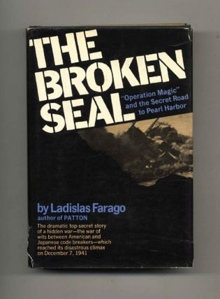"The Broken Seal: the Story of ""Operation Magic"" and the Pearl Harbor Disaster -1st Edition/1st..."