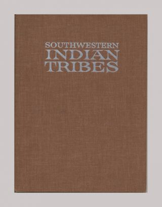 Southwestern Indian Tribes -1st Edition/1st Printing. Tom Bahti