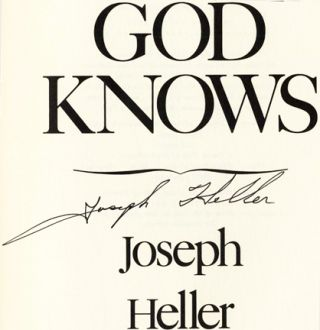 God Knows -1st Trade Edition/1st Printing
