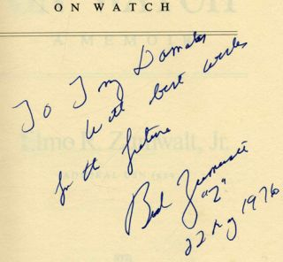 On Watch - 1st Edition/1st Printing