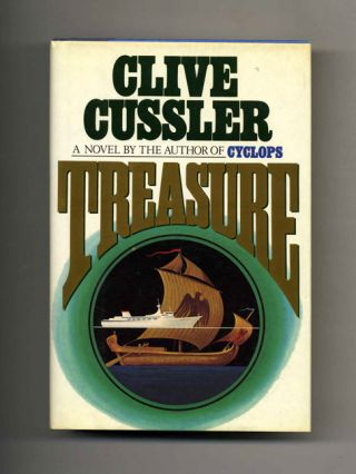 Treasure - 1st Edition/1st Printing. Clive Cussler