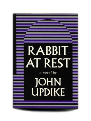 Rabbit at Rest - 1st Edition/1st Printing. John Updike.