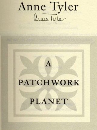 A Patchwork Planet - 1st Edition/1st Printing
